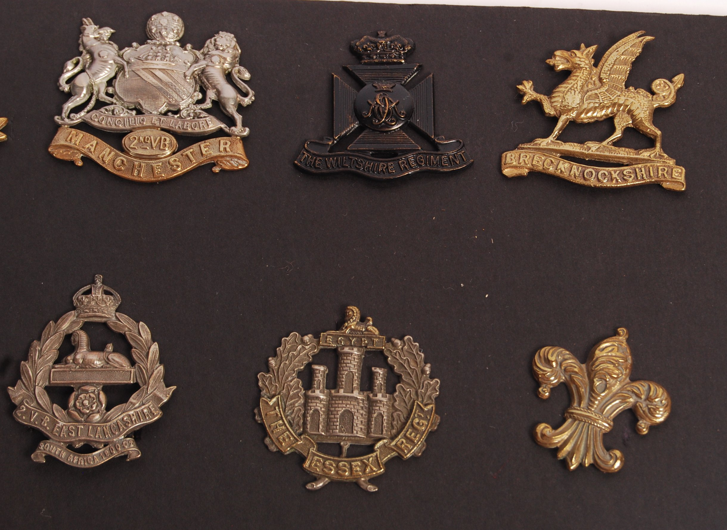 COLLECTION OF TERRITORIAL FORCES BRITISH UNIFORM C - Image 6 of 6