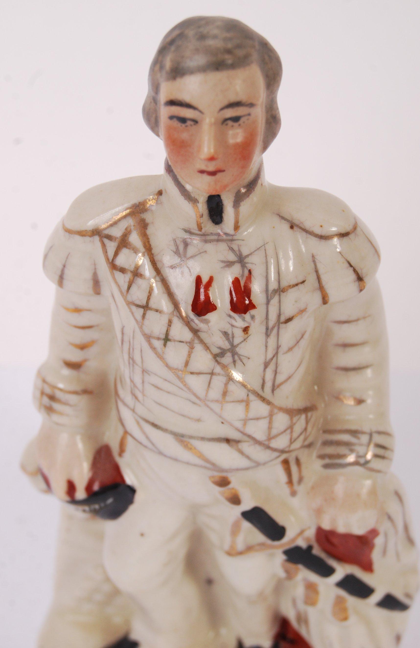 Lot 199 - 19TH CENTURY VICTORIAN BOER WAR FLATBACK OF GENERA