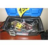 MASTERCRAFT, TOOLBOX WITH CONTENTS