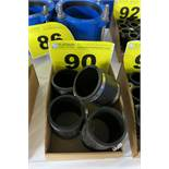 """LOT OF FC-33 3"""" TO 3"""" RUBBER COUPLINGS"""