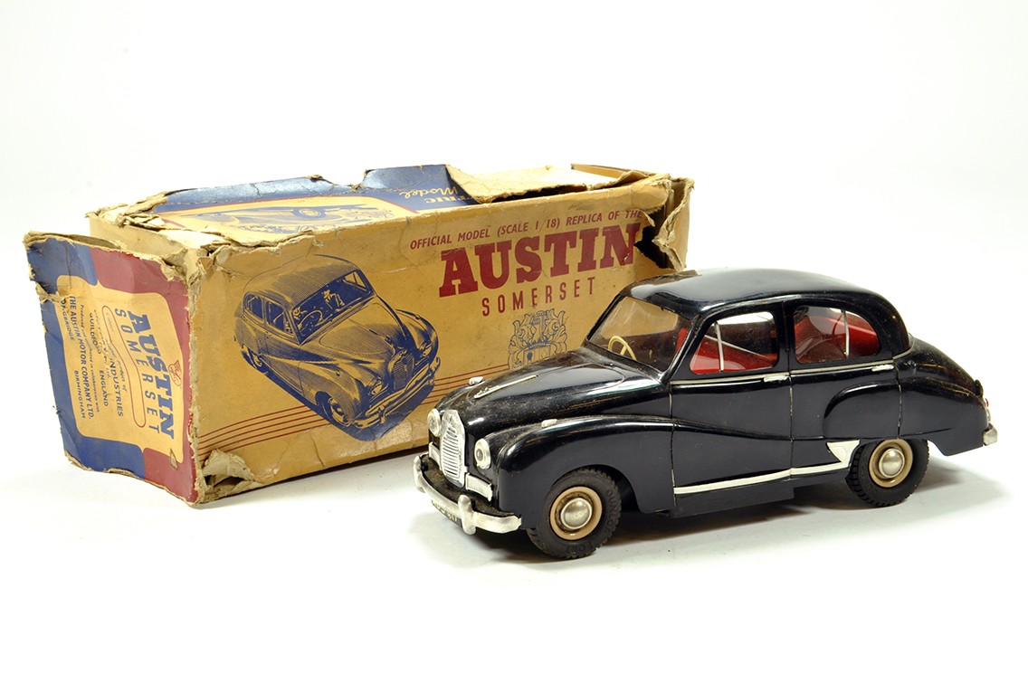 Lot 985 - Victory Industries 1/18 Scale Austin Somerset Generally G in need of a clean in F Box.