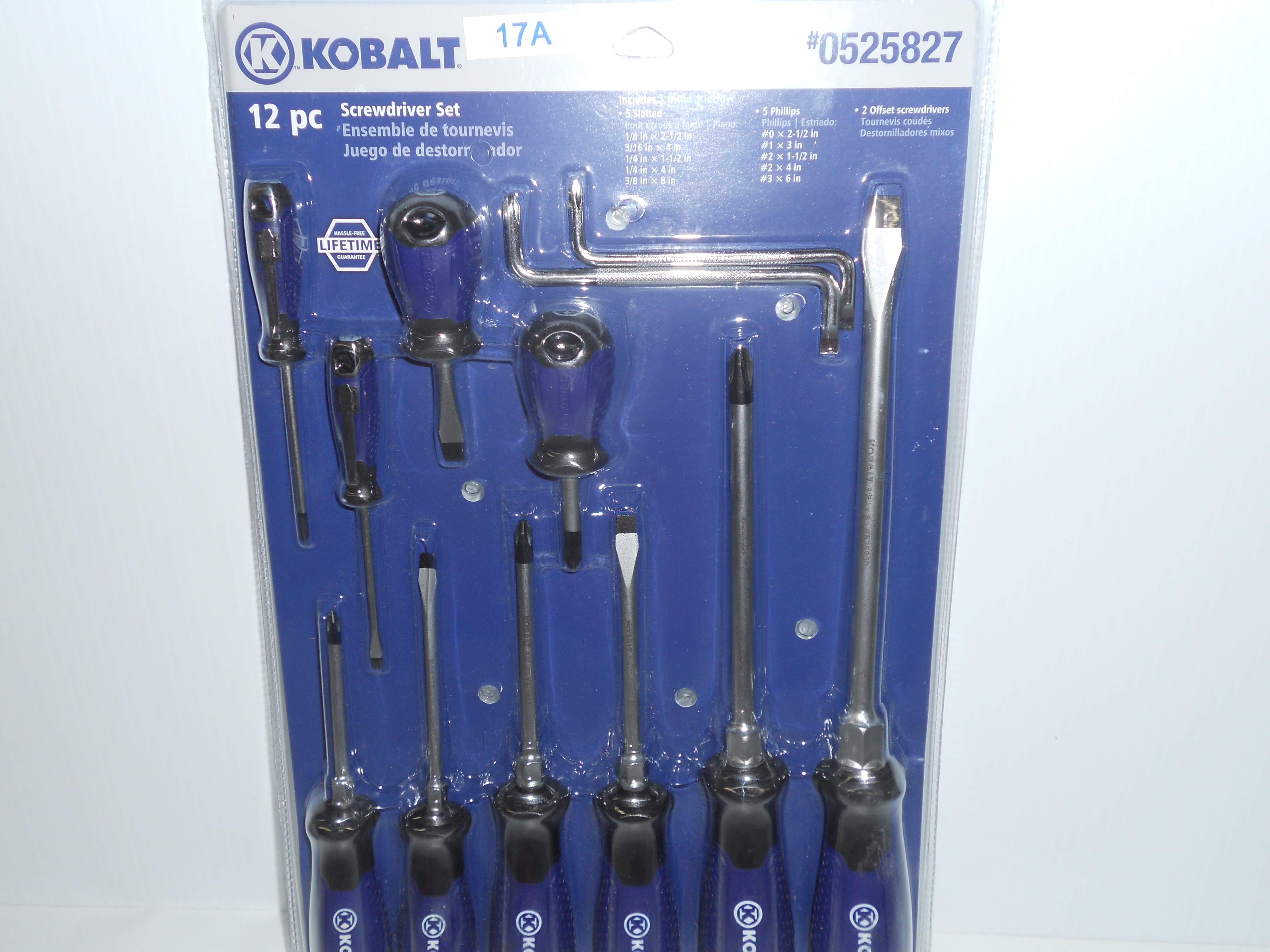 Kobalt 12-piece Screwdriver set - Image 2 of 2