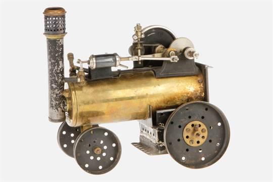 Dampfmaschine Brenner Märklin 402 Verwandlungsmotor
