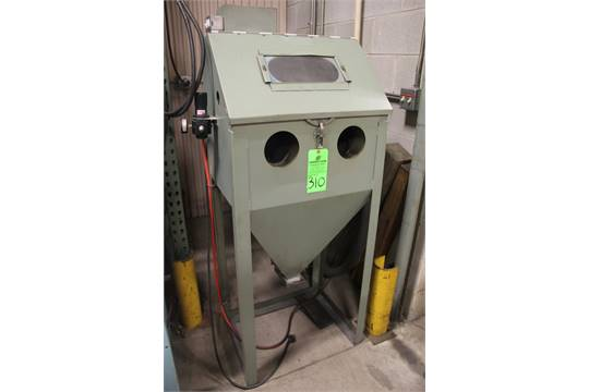 Trinco Blast Cabinet Replacement Parts | MF Cabinets