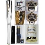 Olympic Winter Games 2018 originla Torch - Original Olympic torch from the Olympic Games in