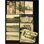Olympic Games 1924. 72 official Postcards - 72 black-and-white postcards from the Olympic Games in