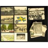 Olympic Games 1912 51 Postcards - 51 postcards Olympic Games in Stockholm 1912, 13.5 x 5 to 17 x