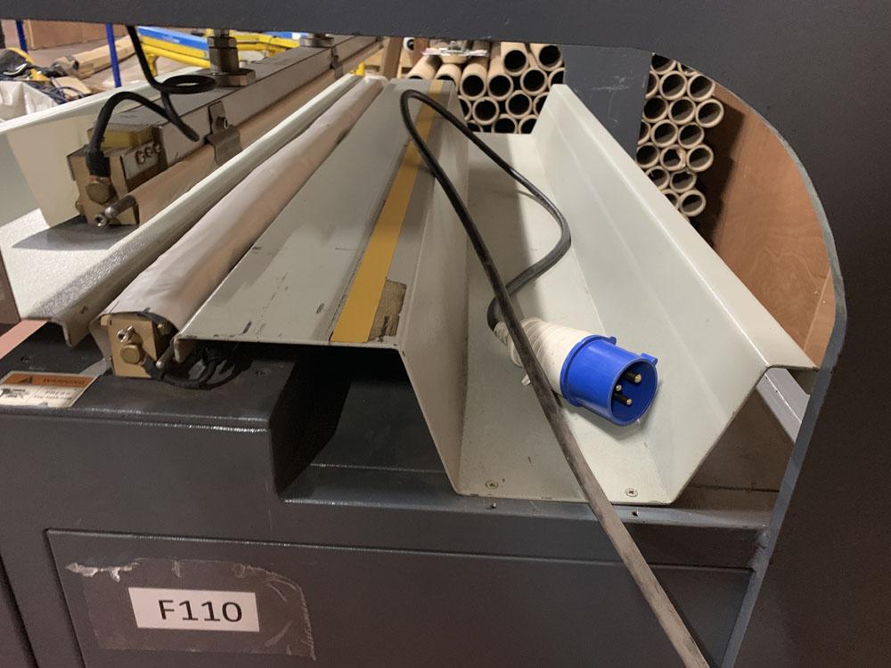 TTF Ltd Model FMQP Pneumatic Sealing Machine. Single Phase. Year 2013. - Image 4 of 5