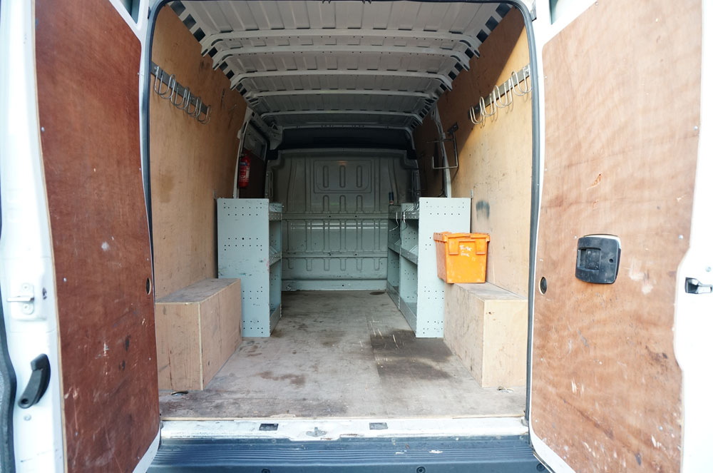 PEUGEOT Boxer 335Pro Panel Van, 130PS HDI, 2016 (66 reg) - Image 7 of 10