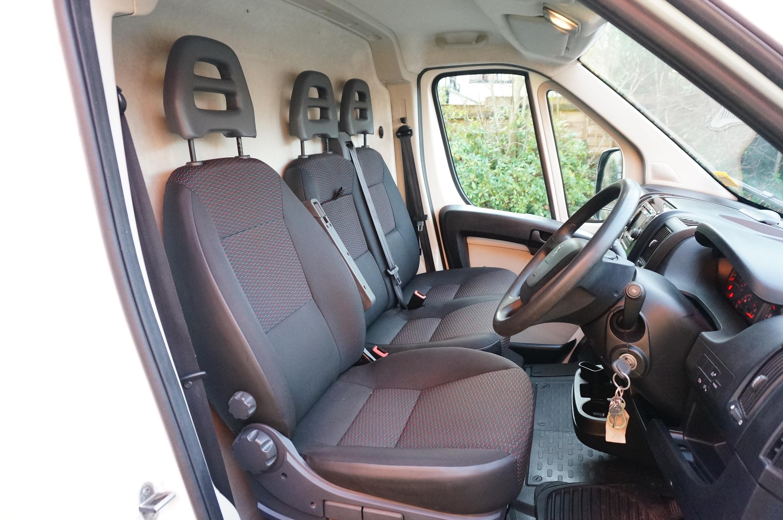 PEUGEOT Boxer 335Pro Panel Van, 130PS HDI, 2016 (66 reg) - Image 10 of 10