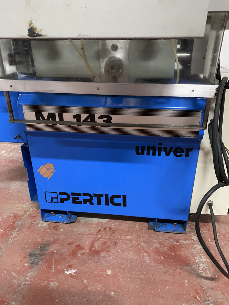 Pertici Univer Model ML143 Water Slot Router. - Image 3 of 10