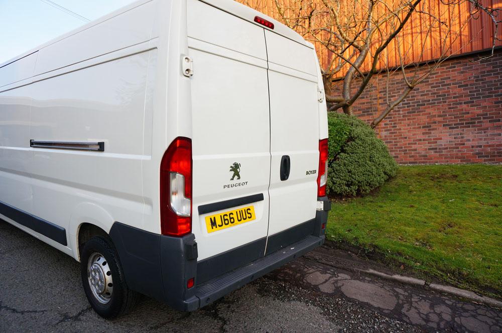 PEUGEOT Boxer 335Pro Panel Van, 130PS HDI, 2016 (66 reg) - Image 5 of 10