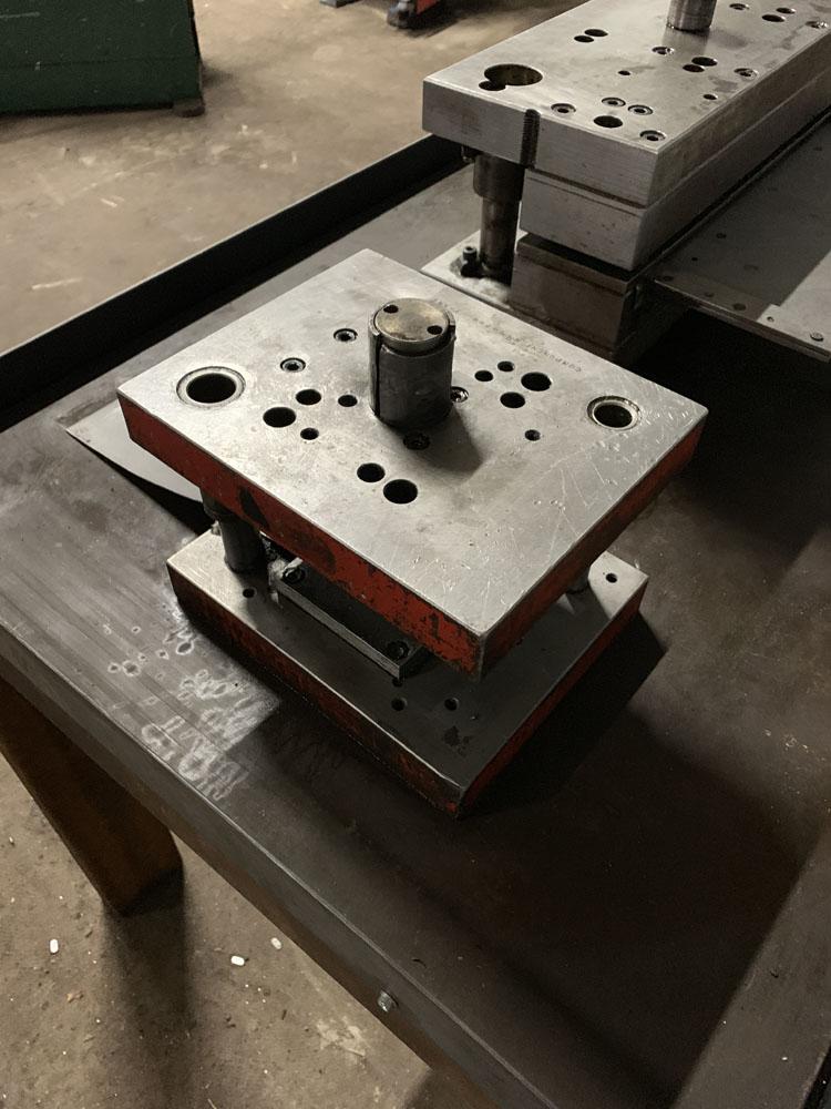2 x Press Tools. - Image 4 of 4