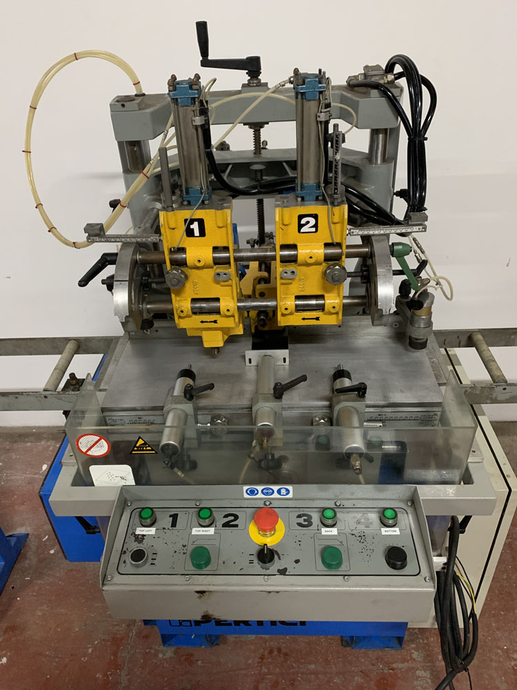 Pertici Univer Model ML143 Water Slot Router. - Image 4 of 10