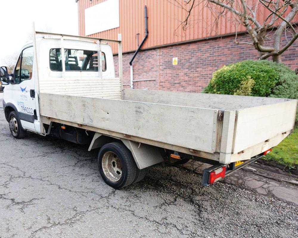 IVECO, 35C11, Twin Wheel MVB Pickup, 2010 (10 reg) - Image 4 of 13