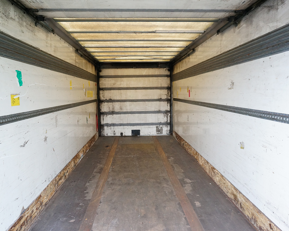 DON BUR Twin Axle Drawbar Box Trailer, 2009, Air Suspension, Roller Shutter Doors - Image 5 of 12