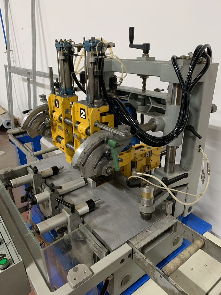 Pertici Univer Model ML143 Water Slot Router. - Image 9 of 10
