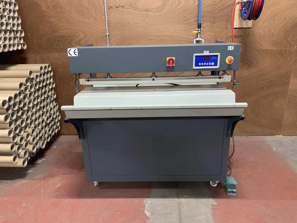 TTF Ltd Model FMQP Pneumatic Sealing Machine. Single Phase. Year 2013. - Image 2 of 5