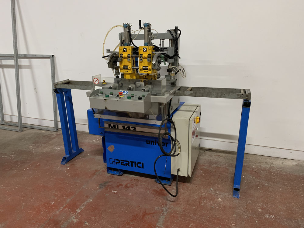 Pertici Univer Model ML143 Water Slot Router. - Image 2 of 10