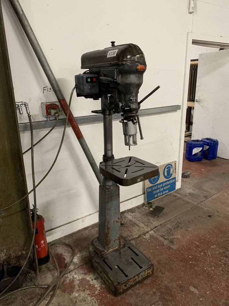 Progress No. 2G Pedestal Drill. - Image 2 of 4