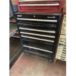 Sealy Superline Pro Mobile Toolchest 27'' x 19'' x 39'' high.