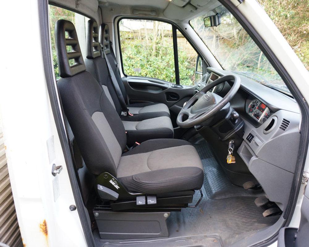 IVECO, 35C11, Twin Wheel MVB Pickup, 2010 (10 reg) - Image 10 of 13