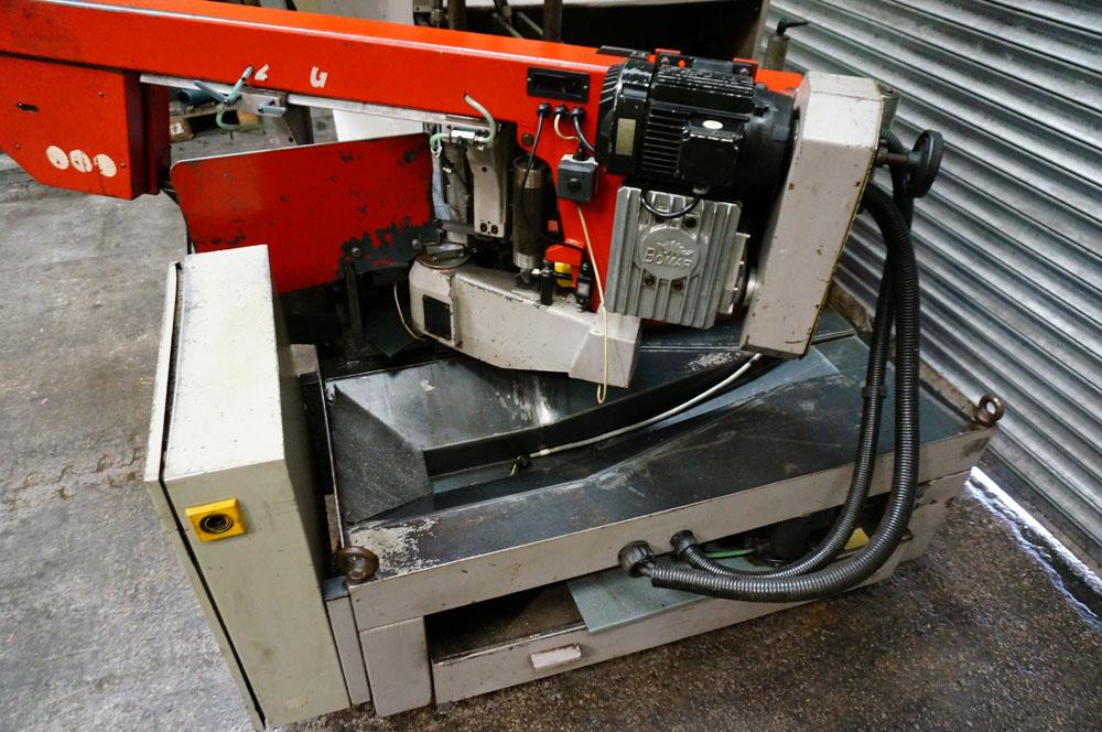 Bomar Model STG 260 GA Fully Automatic Mitering Bandsaw - Image 3 of 5