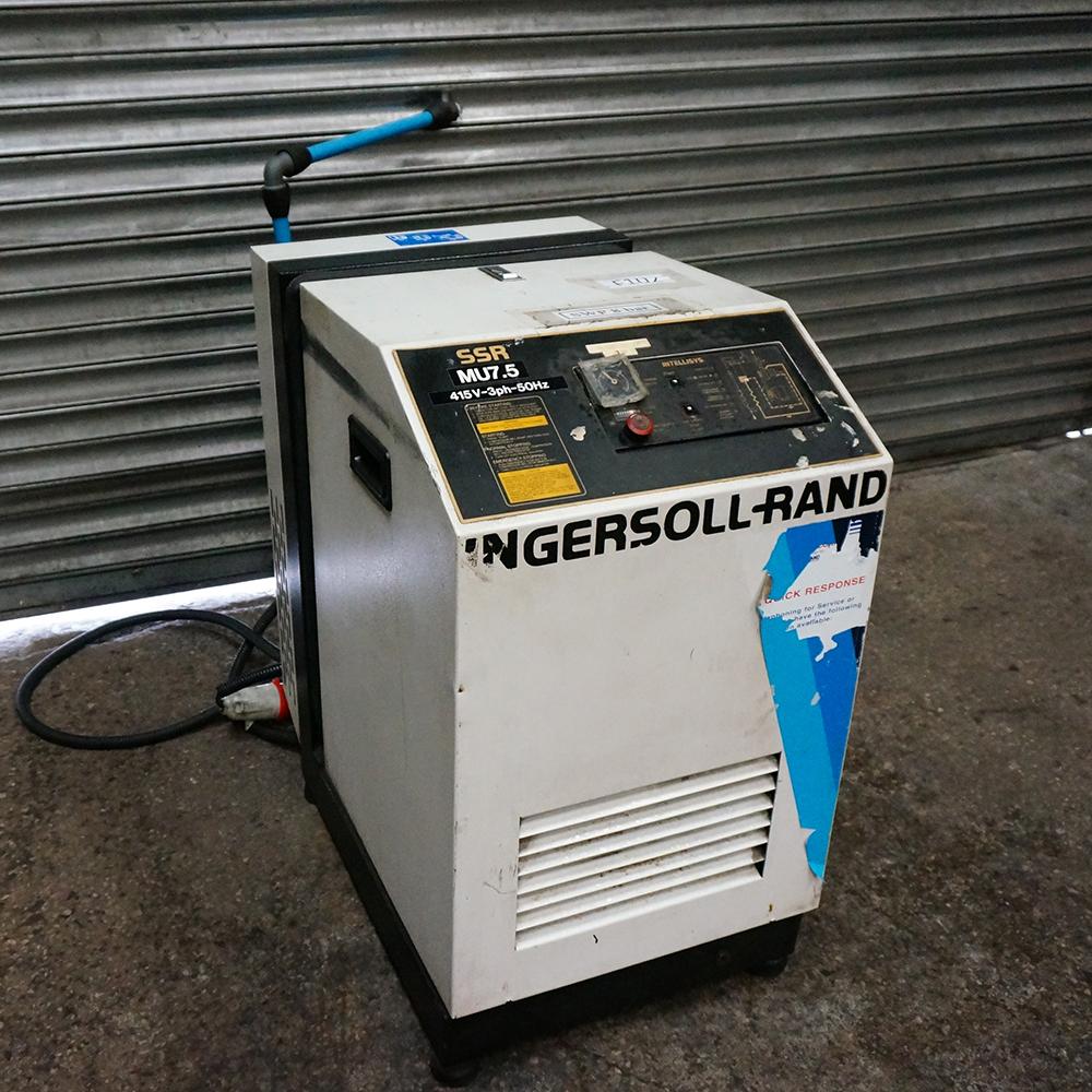 Ingersoll Rand Model SSR MV7.5 Air Compressor