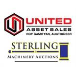 THIS AUCTION IS PROUDLY CONDUCTED IN CONJUNCTION WITH STERLING MACHINERY AUCTIONS
