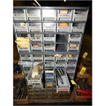 PARTS CABINET WITH CONTENTS