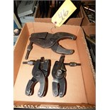 HOLDOWN CLAMPS