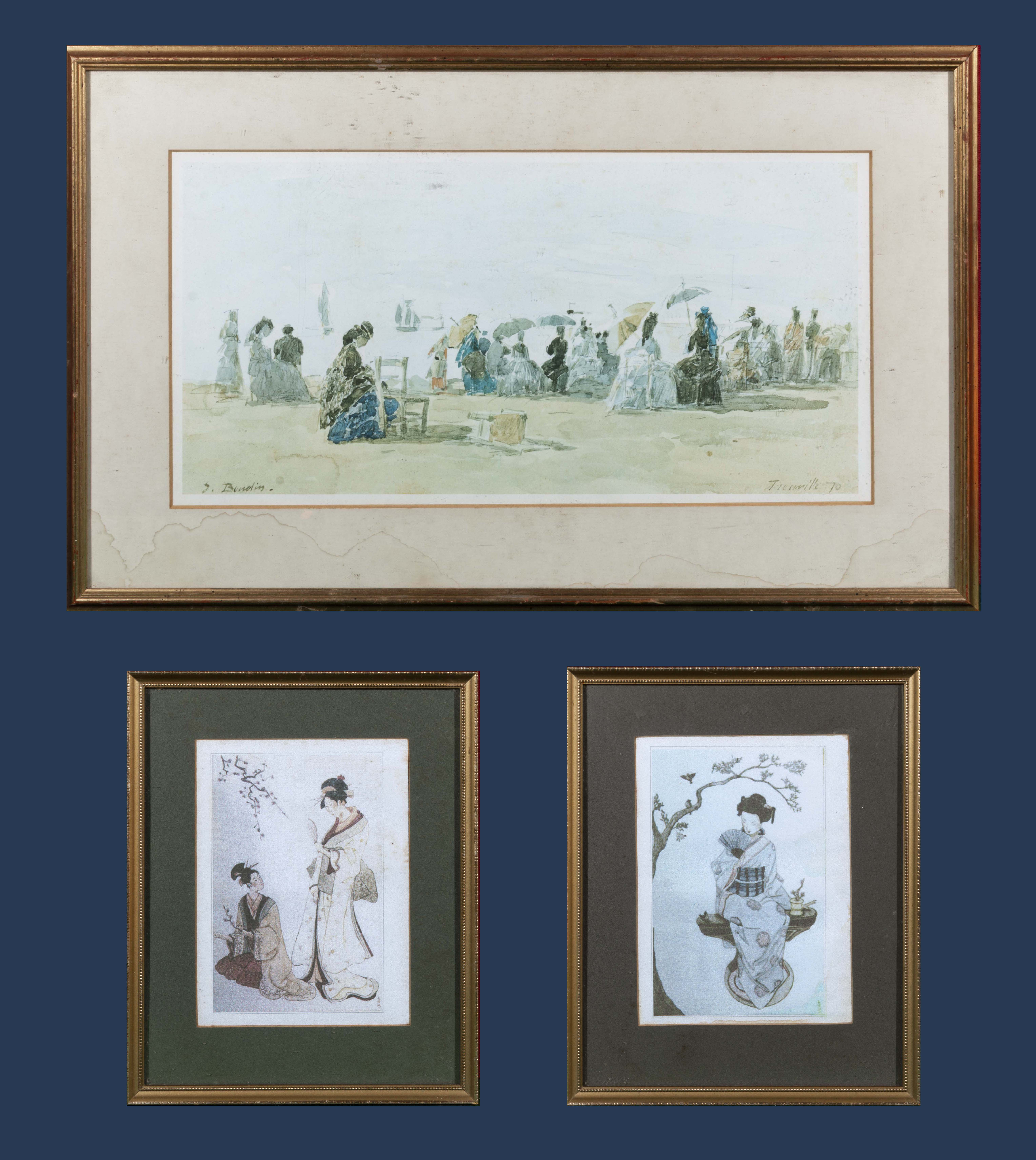 Lot 18 - Three pictures
