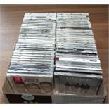 A collection of CD's