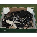 A box of belts