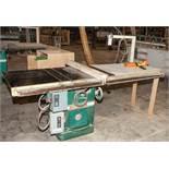 Powermatic Table Saw Model 72