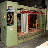 Comil Cosmo1, s/n 001544 Semi Auto Case Clamping Machine capacity approx. 98x48