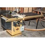 Powermatic Table Saw Model 66TA