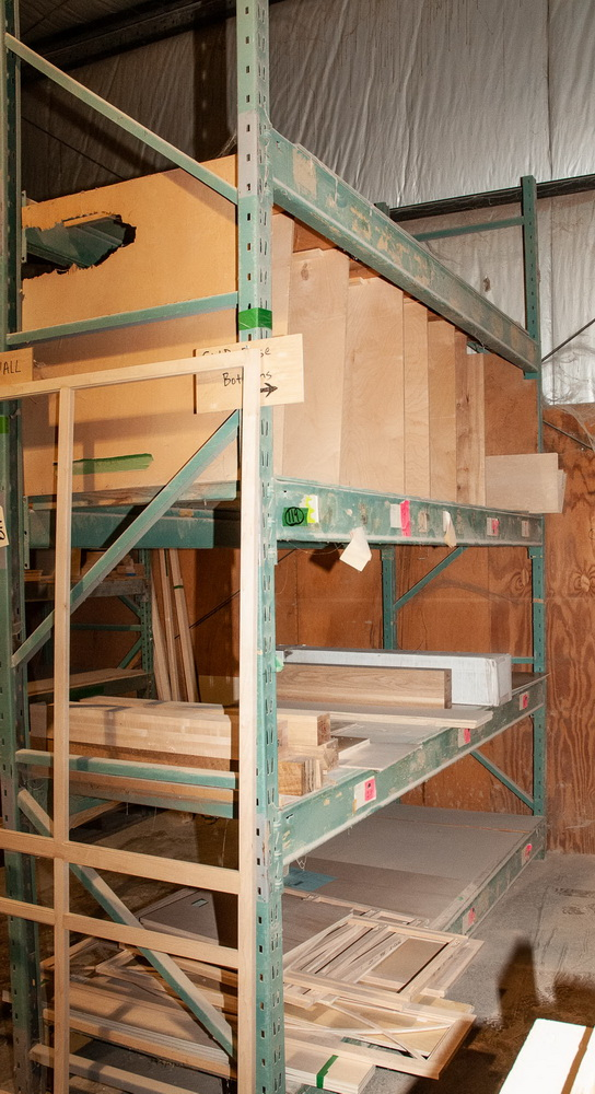 (2) Sections Pallet Rack - Image 2 of 2