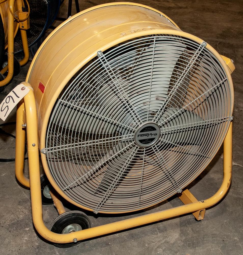 24 Inch Barrel Fan