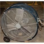 26 Inch Barrel Fan