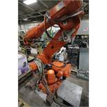 ABB ROBOT IRB 6640 2.75/205KG WITH IRC5 CONTROLS, YEAR 2013 SN 501477