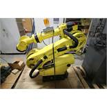 FANUC ROBOT R2000iA/200FO WITH R-J3iB CONTROLS, TEACH & CABLES, YEAR 2006, SN 80550, COMP. REFURBED.