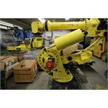 FANUC ROBOT M-900iA/600 WITH R-30iA CONTROL, HOURS ON METER 2364, YEAR 2011, SN 116442