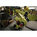 FANUC ROBOT R2000IB/210F WITH R-30iA CONTROLS, TEACH & CABLES, YEAR 2011, SN 112461