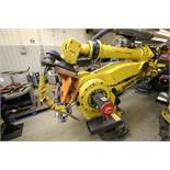 FANUC ROBOT M900iA/350 WITH R-30iA CONTROL, TEACH & CABLES, YEAR 2011, SN 111638