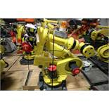 FANUC ROBOT R2000iA/200FO WITH R-J3iB CONTROLS, TEACH & CABLES, YEAR 2005, SN 805269, COMP REFURBED