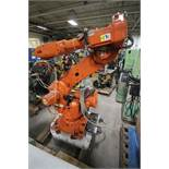ABB ROBOT IRB 6640 2.75/205KG WITH IRC5 CONTROLS, YEAR 2013 SN 501478