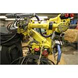 FANUC ROBOT R-2000iB/210F WITH R-30iA CONTROL, TEACH & CABLES, YEAR 2011, SN 111731