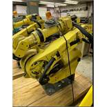 FANUC ROBOT R2000iA/200FO WITH R-J3iB CONTROLS, TEACH & CABLES, YEAR 2005, SN 802771, COMP REFURBED