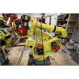 FANUC ROBOT R2000iA/200FO WITH R-J3iB CONTROLS, TEACH & CABLES, YEAR 2006, SN 76891, COMP REFURBED.